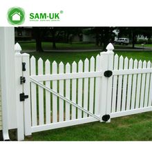 Hot Sale High quality vinyl fence gate