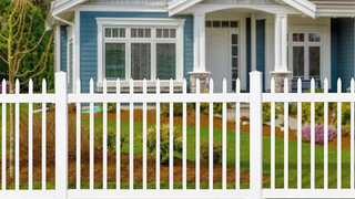 Pvc Vinyl Materials Gates And Fences Temporary Privacy Fencing