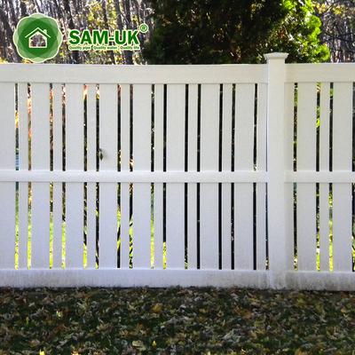 White Plastic Slats Semi Garden Lowes Panels Panels Vinyl