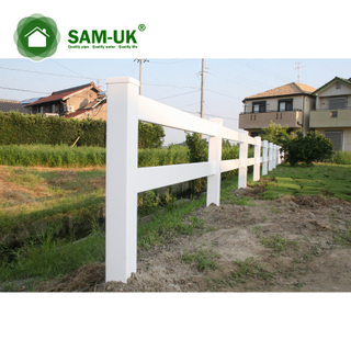 Composite Privacy Fence Pvc Vinyl Privacy Vinyl horse Fence