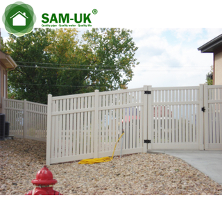 Automatic Semi Private Fence Double Gate Kit